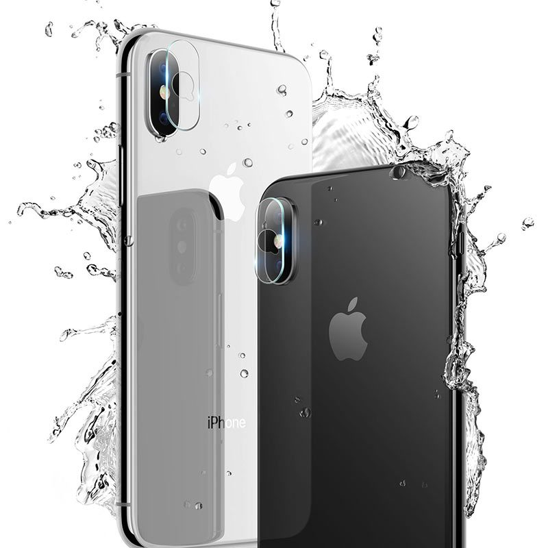 camera lens flexible tempered film v11 iphone x splash
