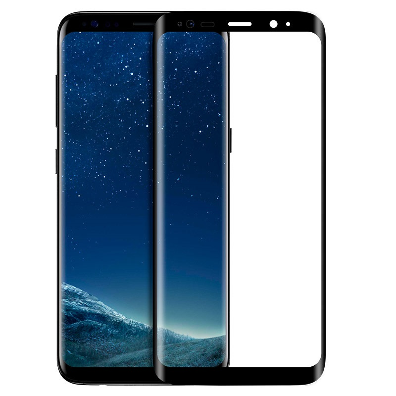 curved full screen protection tempered glass galaxy s8 s8 plus main