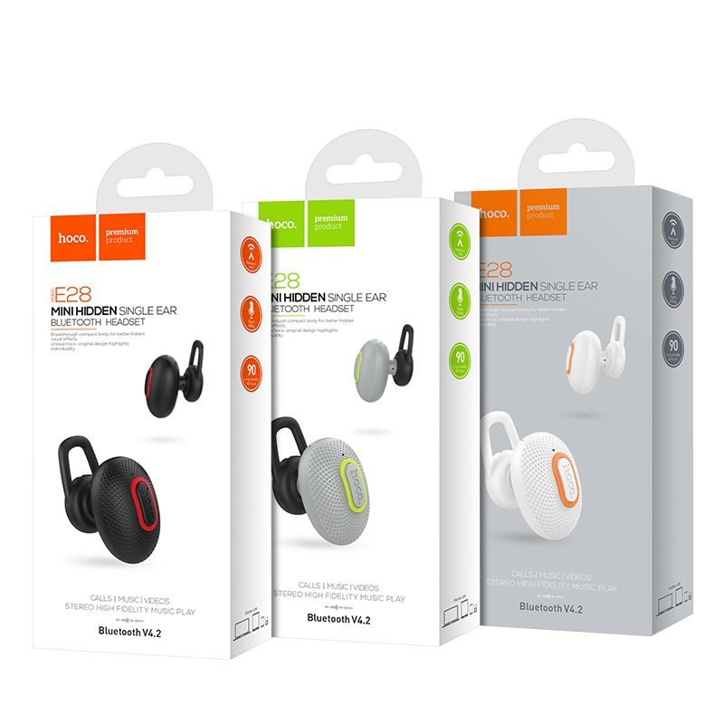 e28 cool road bluetooth headset package