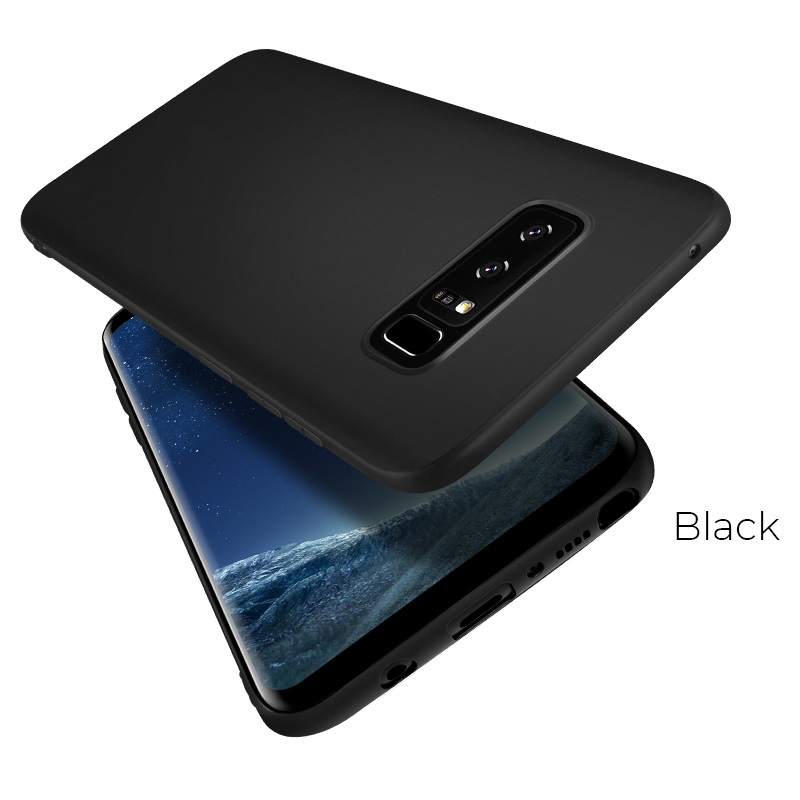 galaxy note 8 fascination case black
