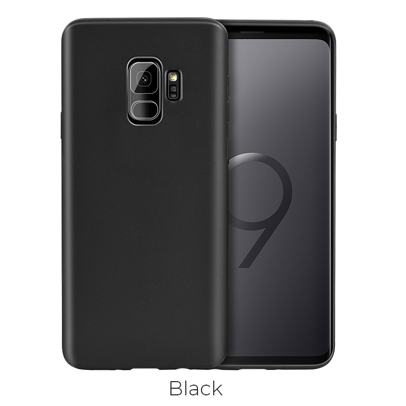 galaxy s9 fascination case black