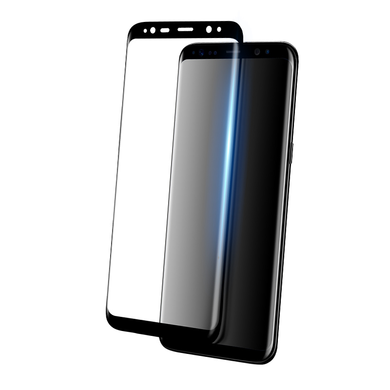 full high transparent tempered glass galaxy s9 plus main