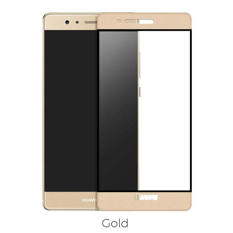 huawei p9 ghost glass gold