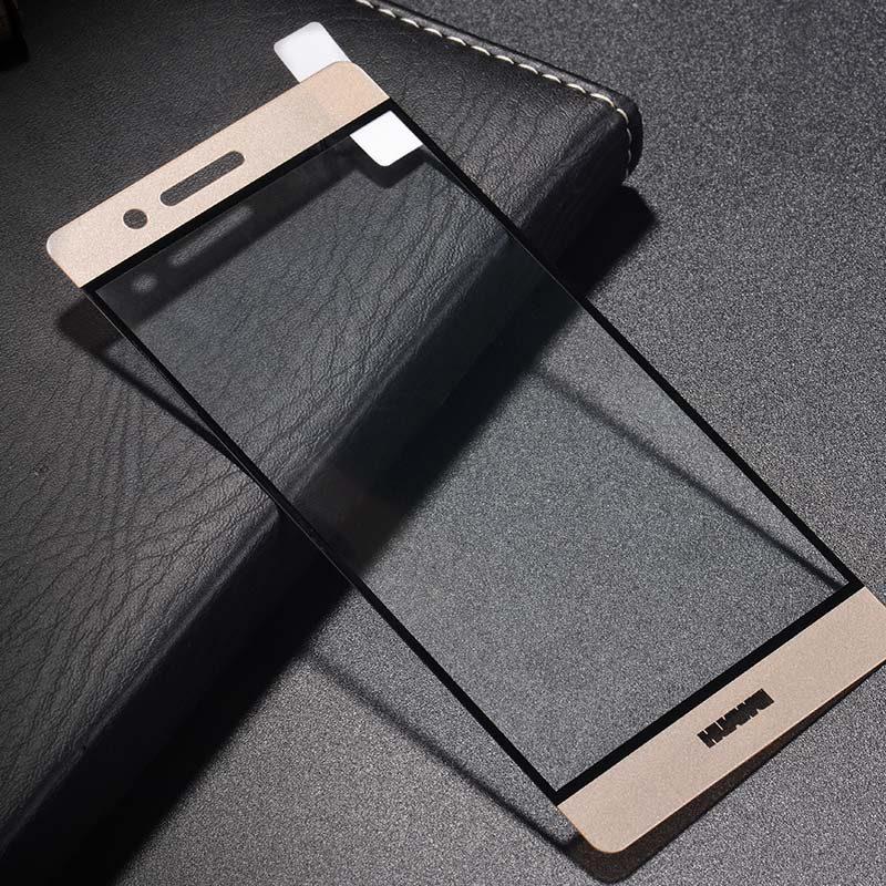ghost series full screen toughened glass film huawei p9 interior gold