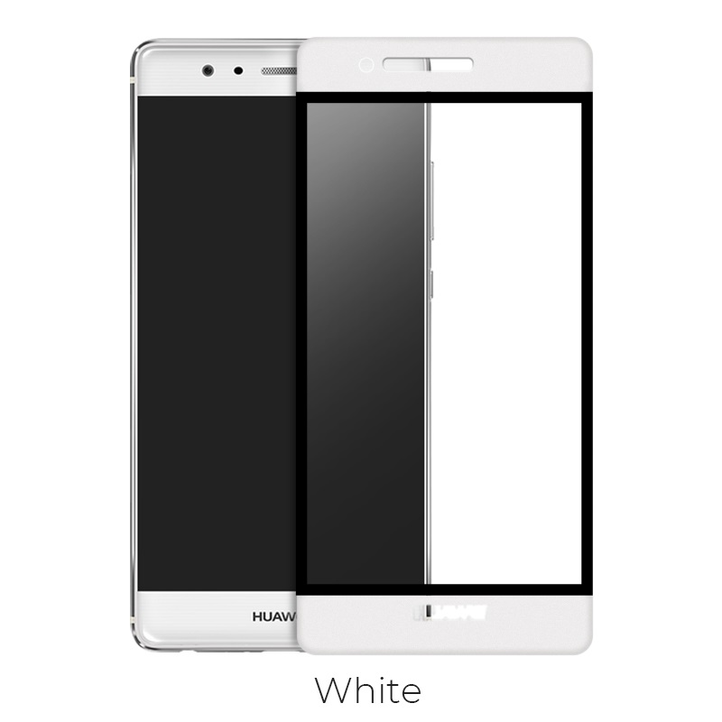 huawei p9 ghost glass white