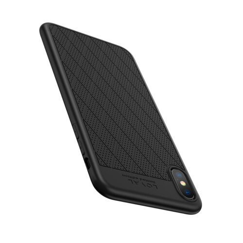 hoco admire series protective case for iphone 5.8 6.1 6.5 edges