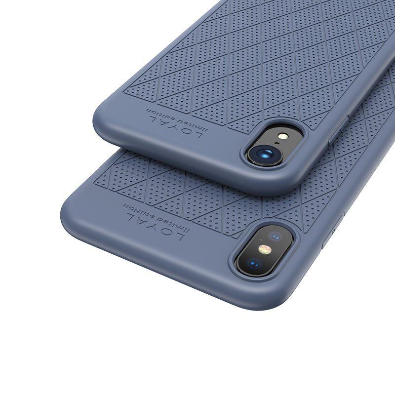 hoco admire series защитный чехол для iphone x xs xr xs max объектив