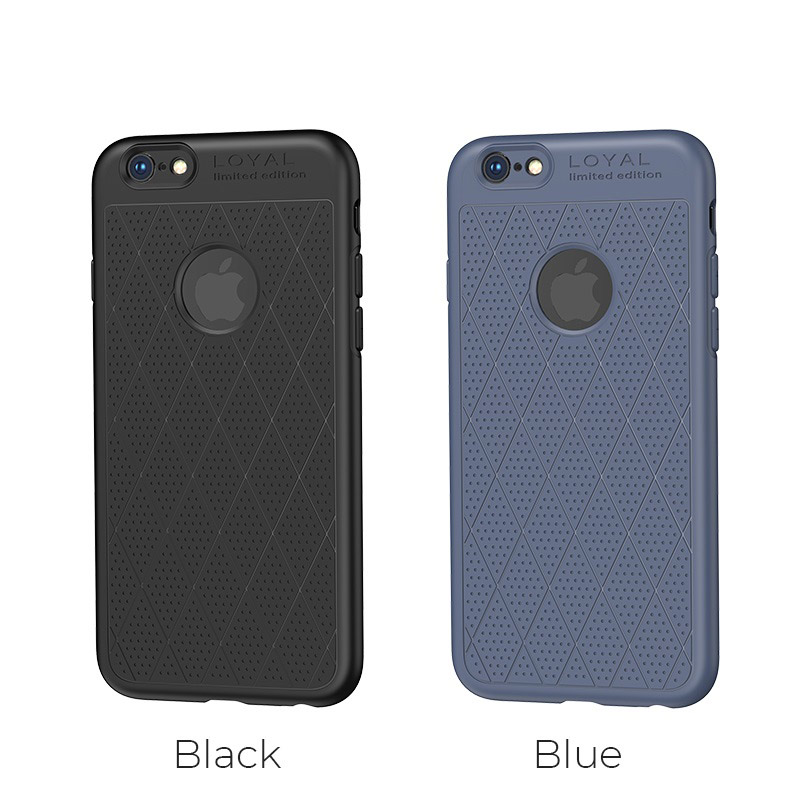 hoco admire series protective case for iphone 6 6 plus 6s 6s plus colors