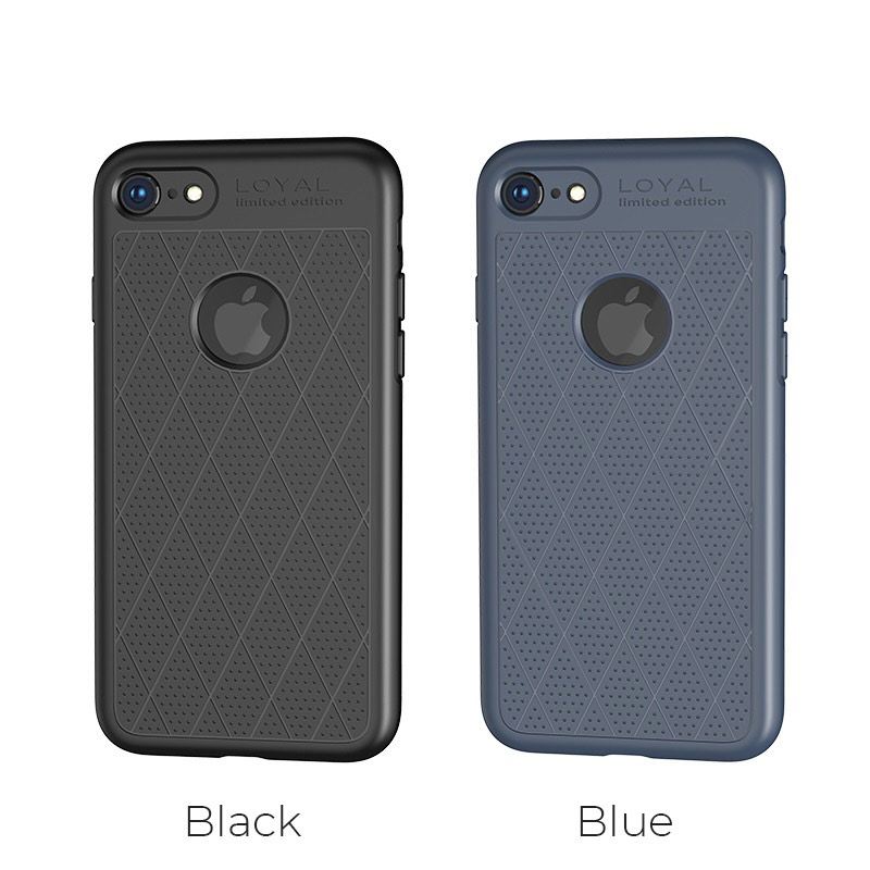 hoco admire series protective case for iphone 7 7 plus 8 8 plus colors