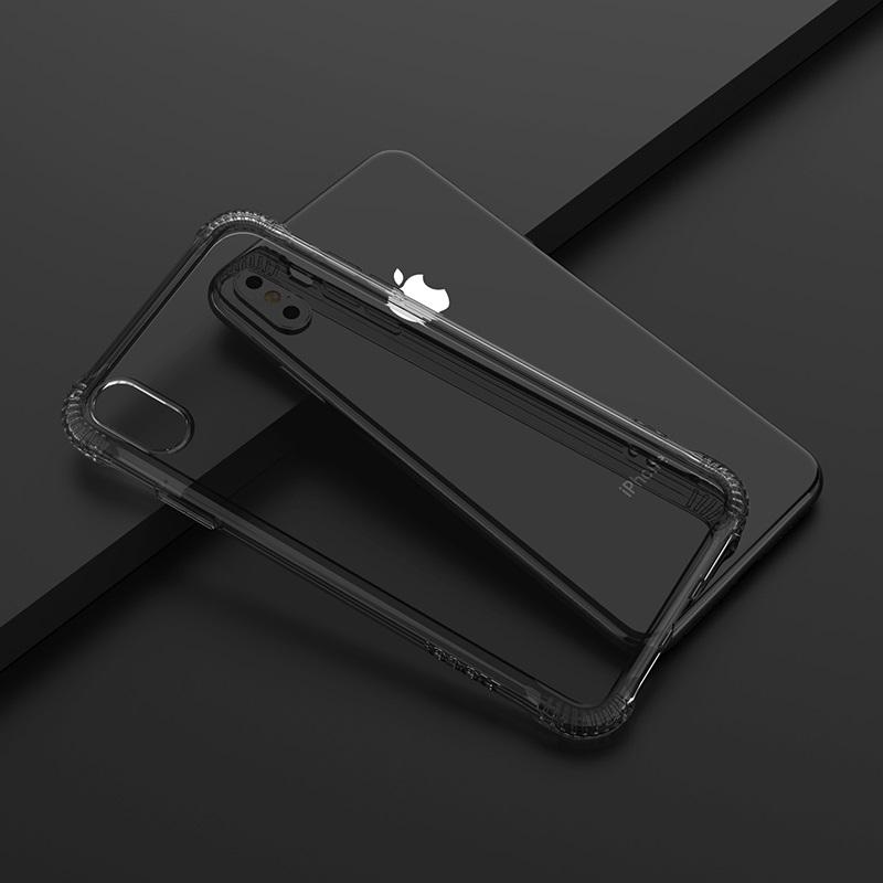 hoco armor series shatterproof soft case iphone 5.8 6.1 6.5 interior