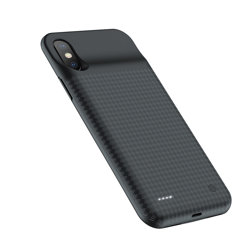 "check out f884d ae1fa iPhone X battery case ""BW6B Wayfarer"" external charger 