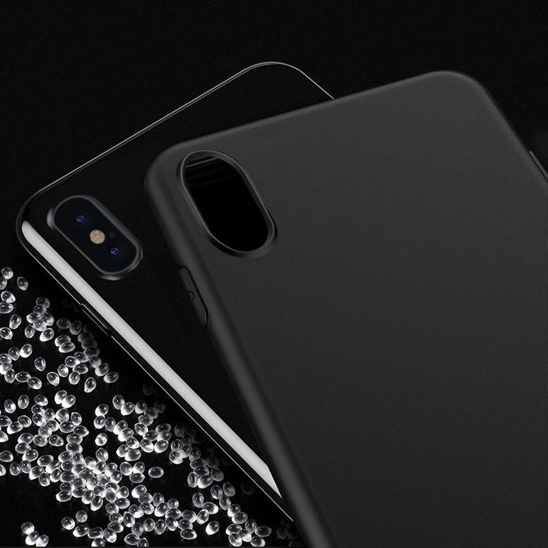 浩酷 迷影系列保护壳 适用型号 iphone xs xr xs max 内部