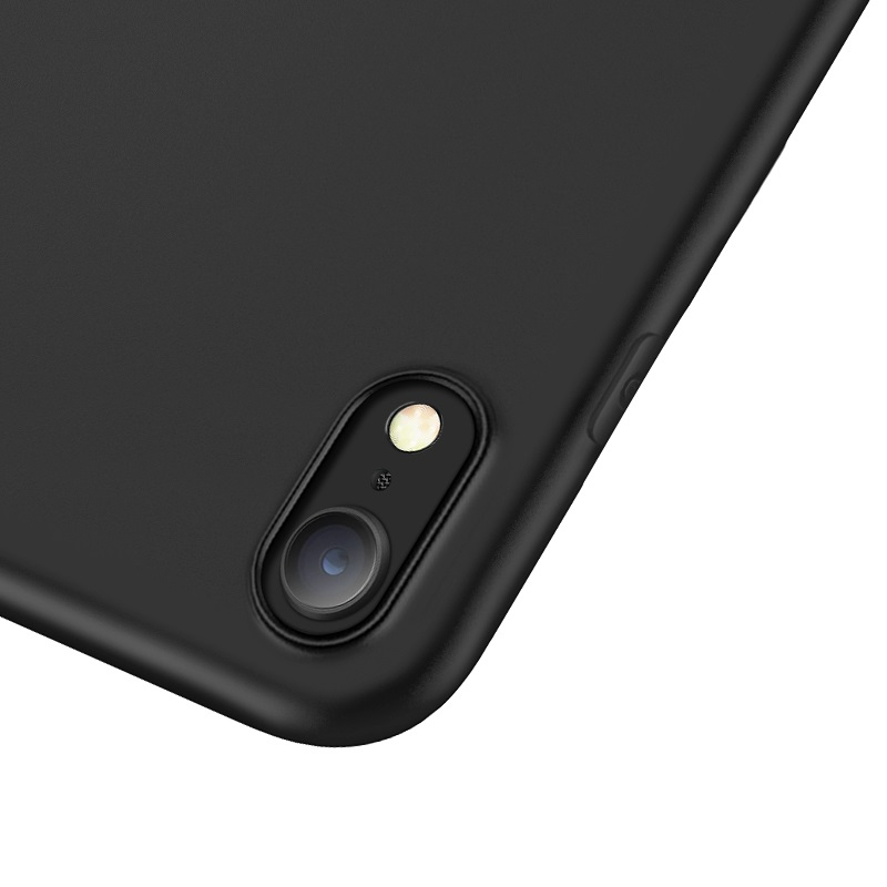 hoco fascination series protective case for iphone 6.5 6.1 5.8 lens