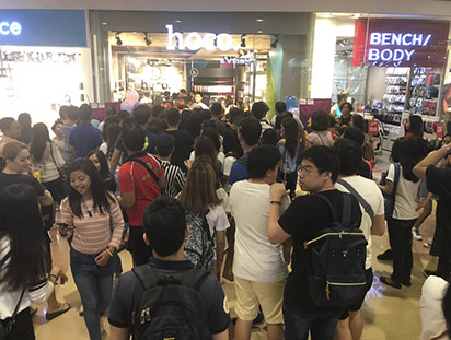 hoco hits ten tenth store in philippines 14
