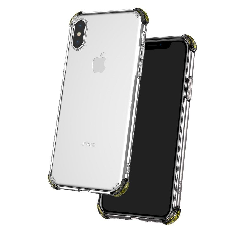 hoco ice shield series tpu soft protective case for iphone 5.8 6.1 6.5