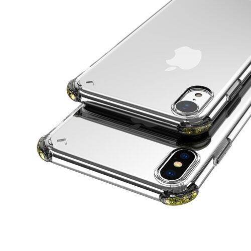 hoco ice shield series мягкий tpu защитный чехол для iphone xs xr xs max камера