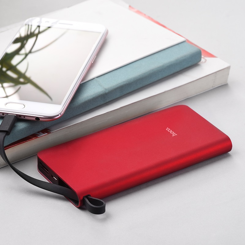 hoco j25a new power mobile power bank micro usb charger