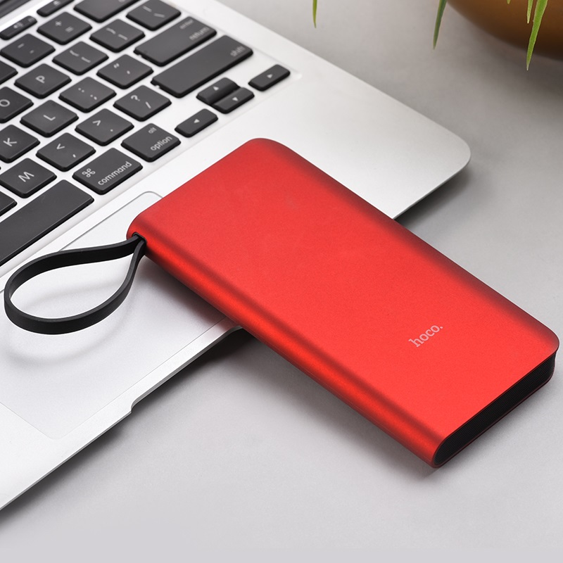 hoco j25b new power mobile power bank type c interior