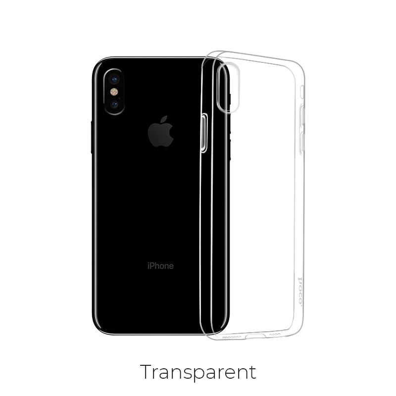 ip new light case прозрачный
