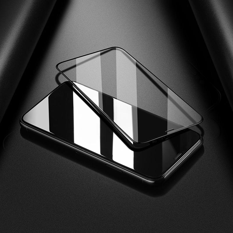 浩酷 防碎边全屏高清钢化膜 a1 iphone 5.8 6.1 6.5 透明