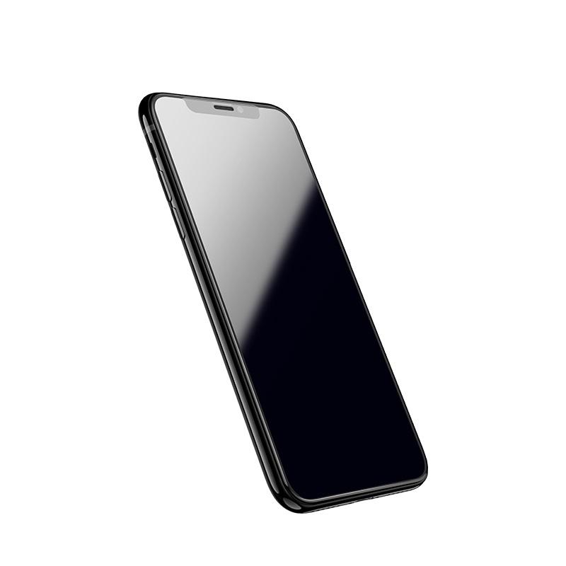 浩酷 防碎边全屏高清钢化膜 a1 iphone 5.8 6.1 6.5 前面