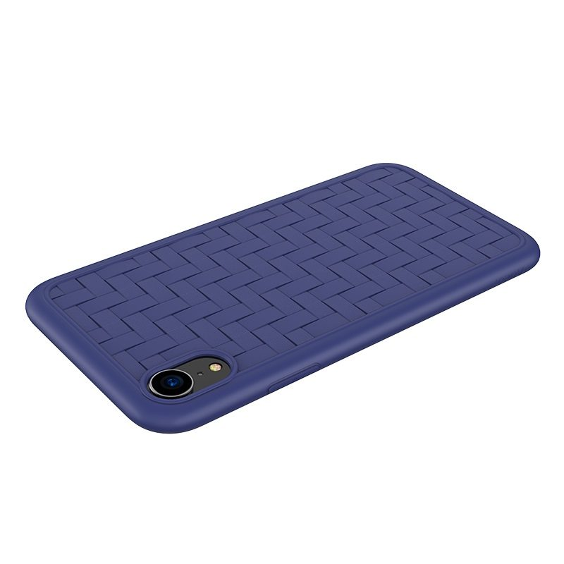 hoco tracery series tpu soft protective case iphone 5.8 6.1 6.5 lens