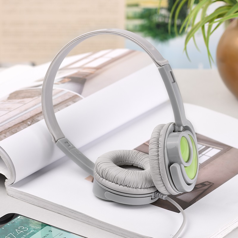 hoco w17 delightful headphones overview