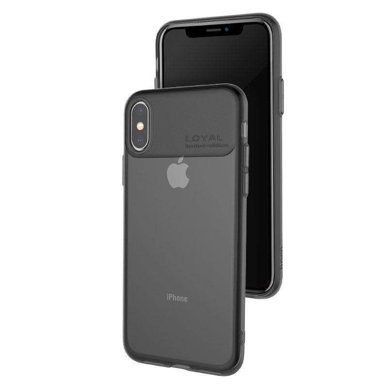 浩酷 水韵系列 TPU 适用型号iphone xs xr xs max