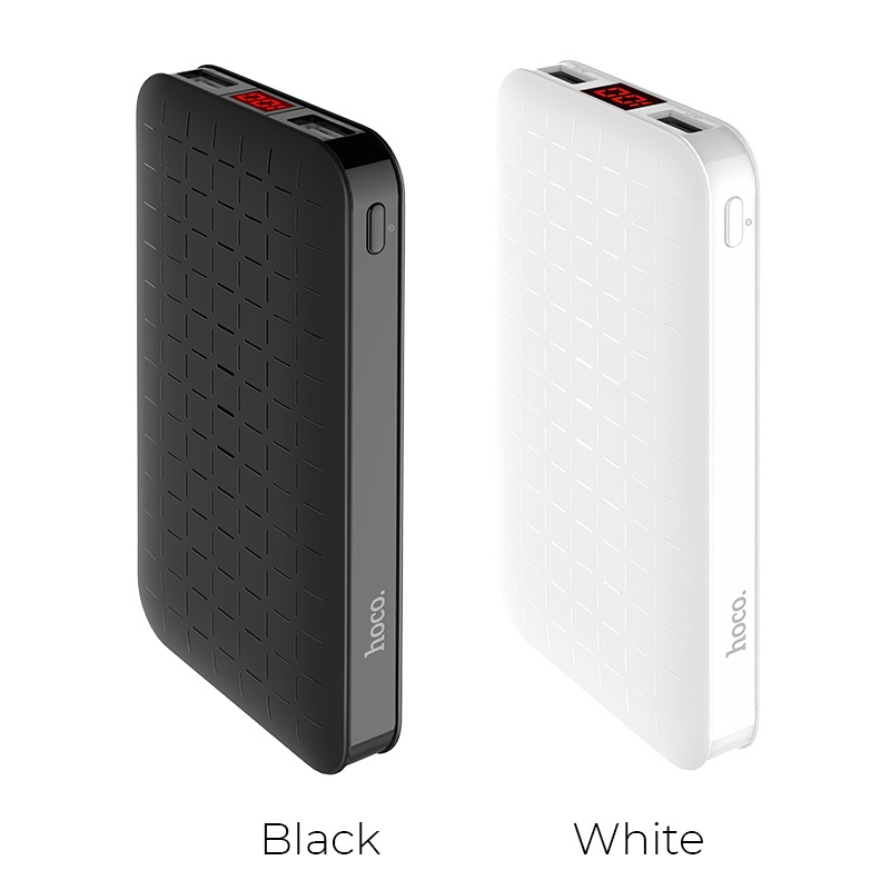 j29a cool square 10000 mobile power bank colors