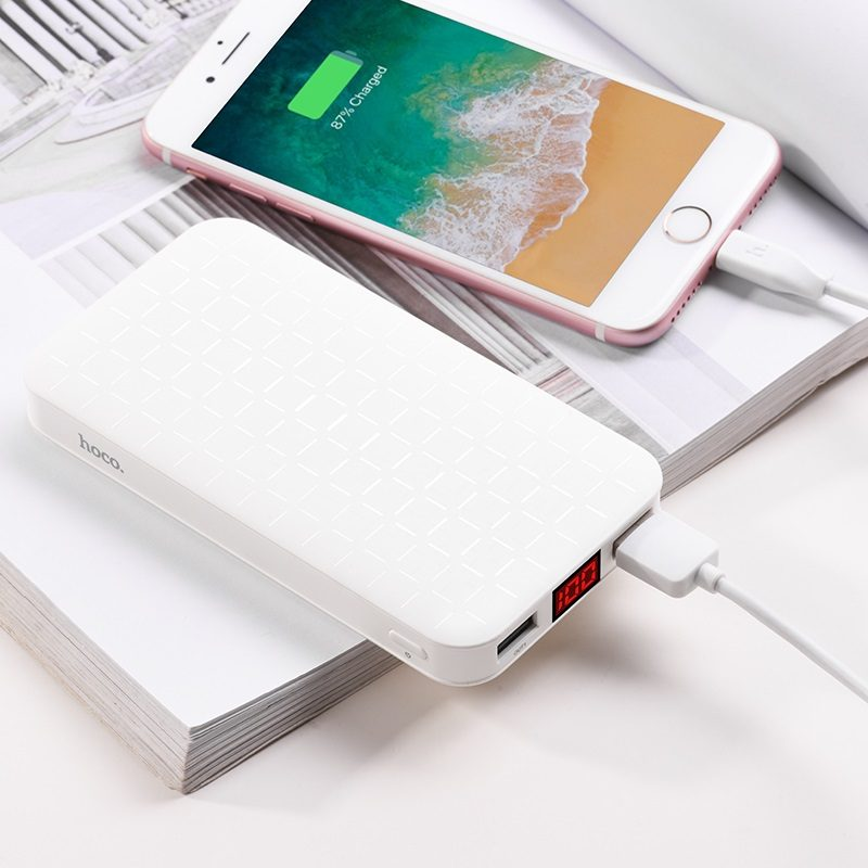 j29a cool square 10000 mobile power bank overview