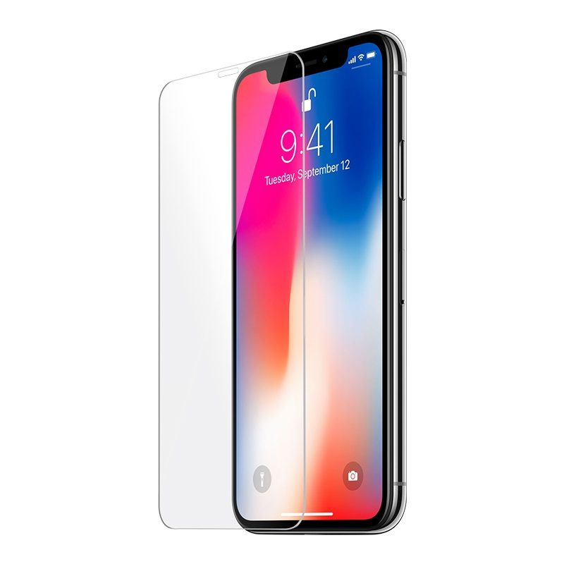 large arc full screen hd tempered glass a10 iphone x transparency