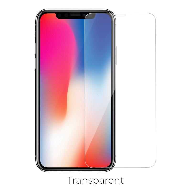 ip x large arc glass a10 transparent