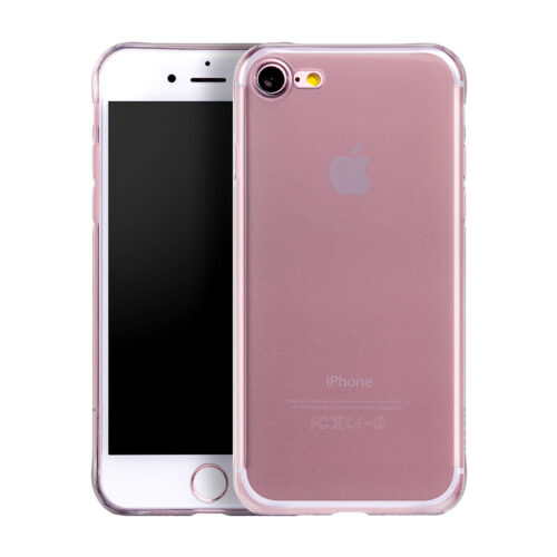 light series frosted tpu protective case iphone 7 8 front