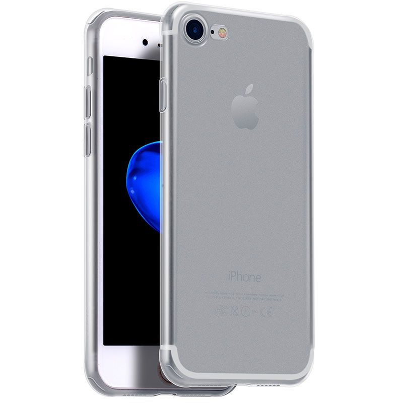 light series frosted tpu protective case iphone 7 8 main