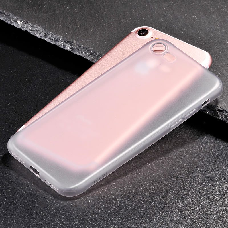 light series frosted tpu protective case iphone 7 8 plus phone
