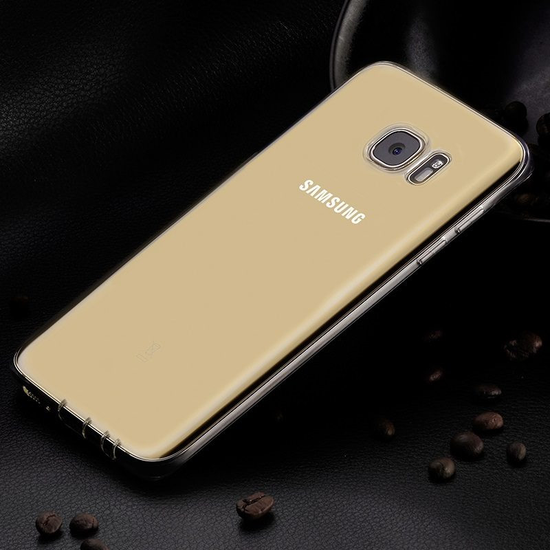 light series tpu case for samsung s7 edge coverage