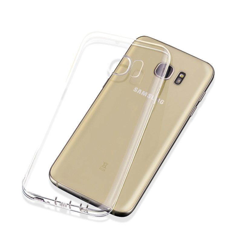 light series tpu case for samsung s7 edge invisible
