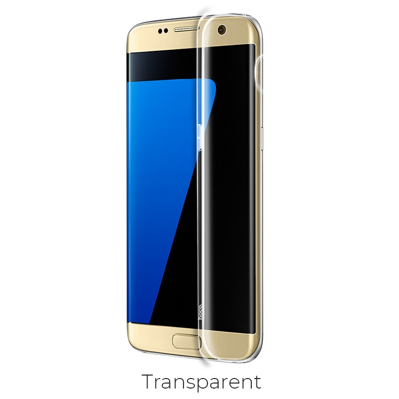 galaxy s7 edge light tpu case transparent