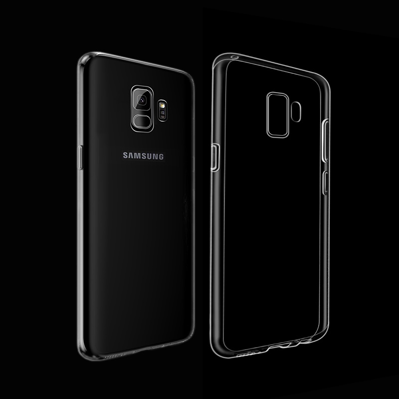 light series tpu protective case galaxy s9 clear