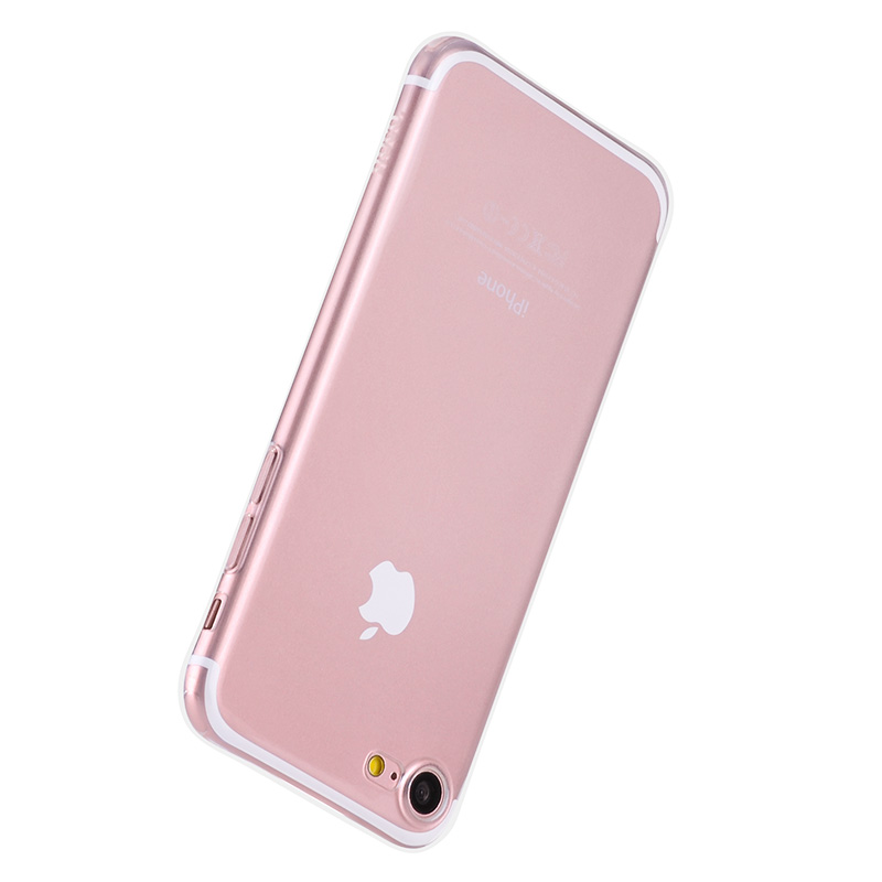 light series tpu protective case iphone 7 8 back