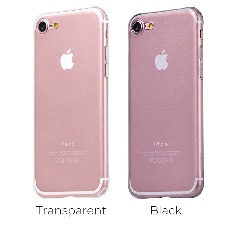 light series tpu protective case iphone 7 8 colors