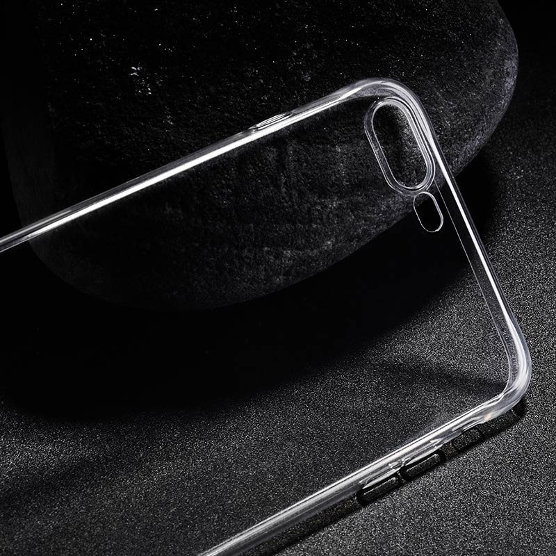 light series tpu protective case iphone 7 8 plus transparency