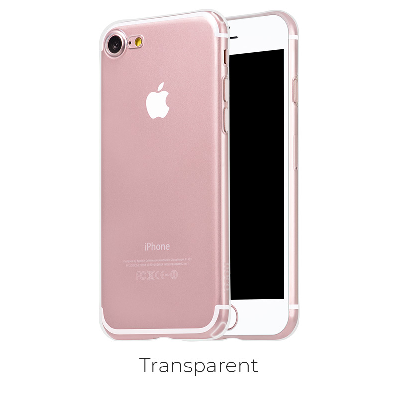 ip 7 8 light tpu transparent