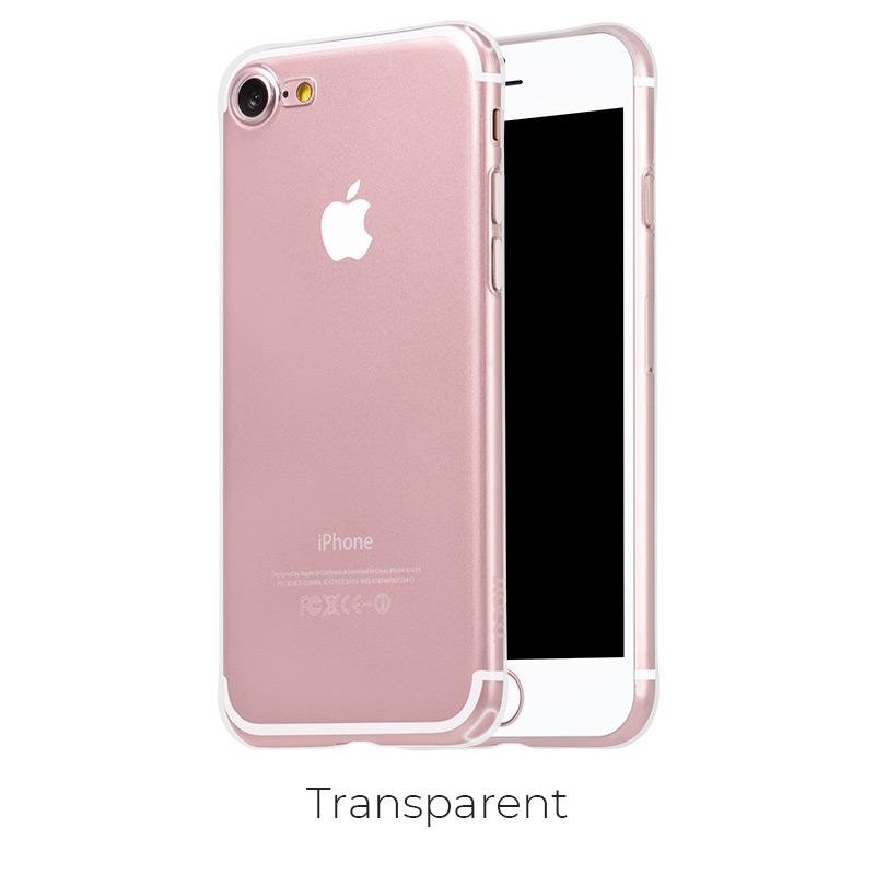 ip 7 8 light tpu transparent