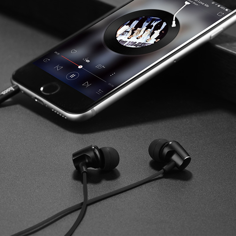 m41 dizzy wired control earphones with mic phone