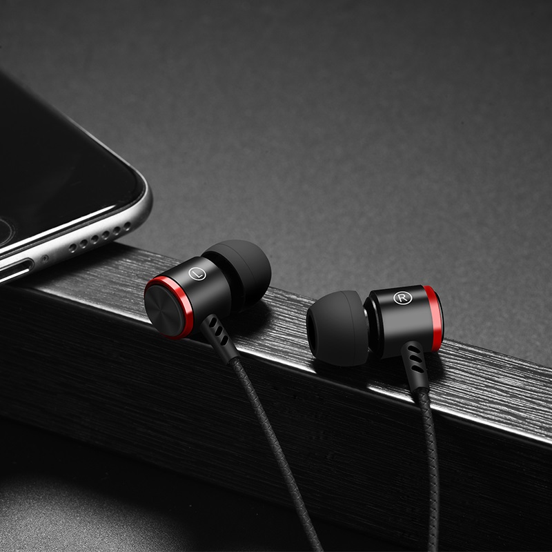 m42 ice rhyme wired control earphones with mic overview