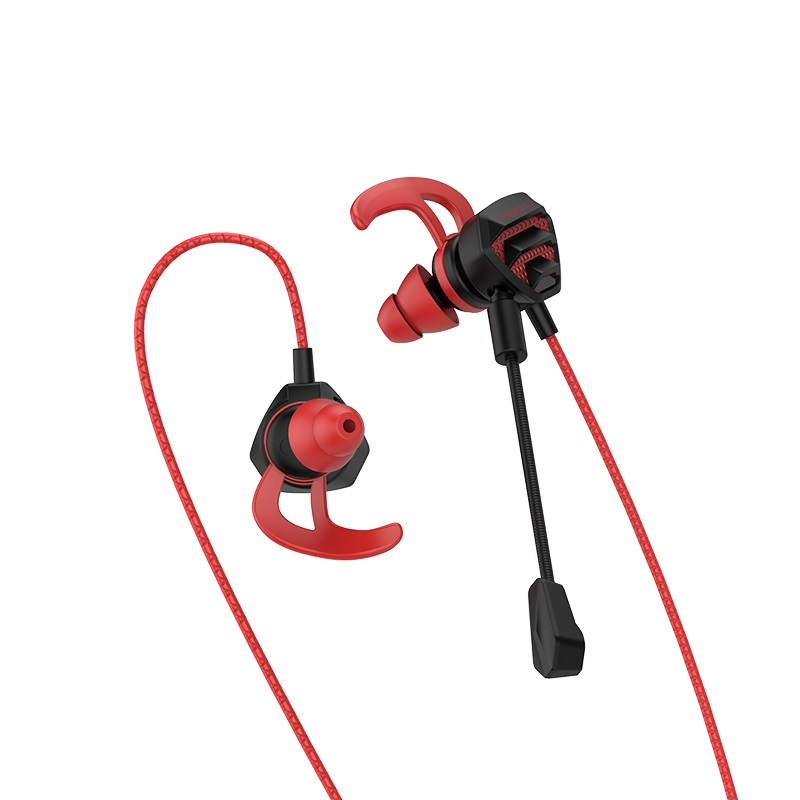 m45 promenade universal earphones with mic ear hook