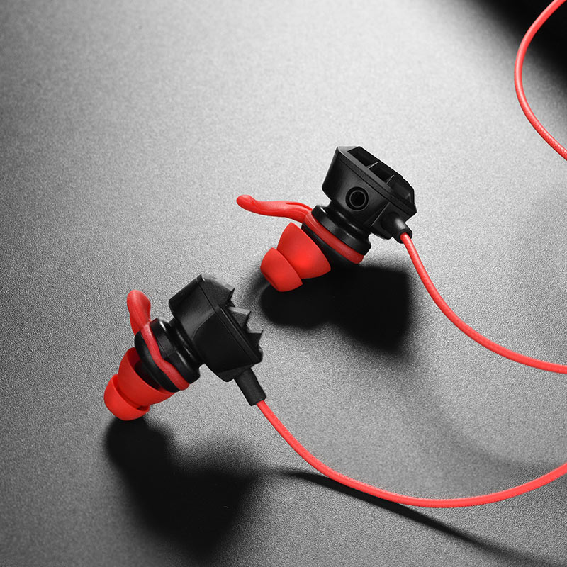 m45 promenade universal earphones with mic overview