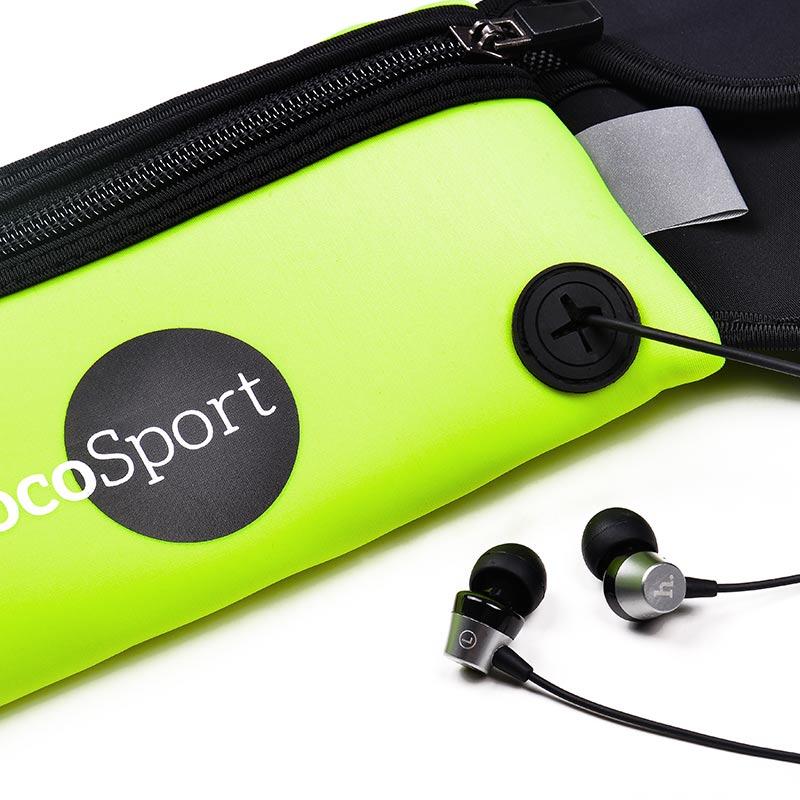 multifunction movement belt bag earphones