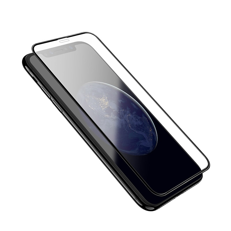 nano 3d full screen edges protection tempered glass a12 for iphone x front
